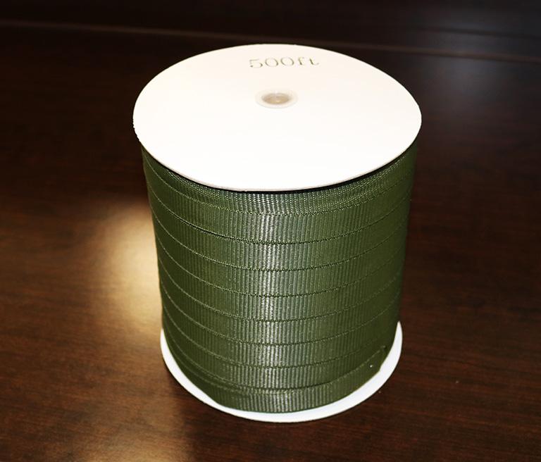 Polypropylene Webbing - 500ft Spool